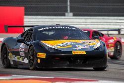 #26 Auto Gallery Ferrari 458: Carlos Gomez