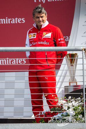 马可·马蒂亚奇,法拉利F1车队总监