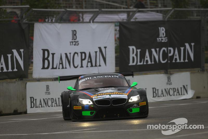 #888 Triple Eight Racing BMW Z4: Ryan Ratcliffe, Joe Osborne