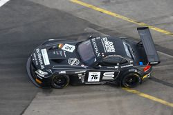 #76 BMW Sports Trophy Team Schubert BMW Z4: Jens Klingmann, Dominik Baumann