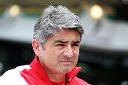 Marco Mattiacci, Ferrari-teambaas