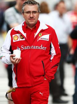 Pat Fry, Ferrari, stellvertretender Technischer Direktor