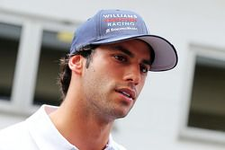 Felipe Nasr, Williams Test and Reserve Driver