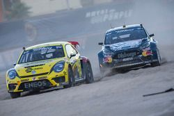 Tanner Foust and Joni Wiman