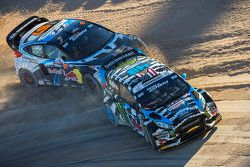 Rhys Millen ve Ken Block