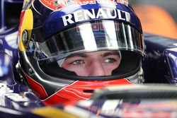 Max Verstappen, Scuderia Toro Rosso 07
