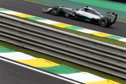 Nico Rosberg, Mercedes AMG F1 Team 07