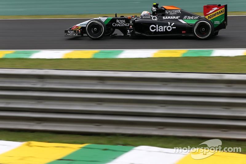 Daniel Juncadella, Sahara Force India F1 Takımı Test ve Yedek Pilotu  07