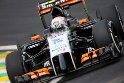 Daniel Juncadella, Sahara Force India F1 VJM07, Testfahrer