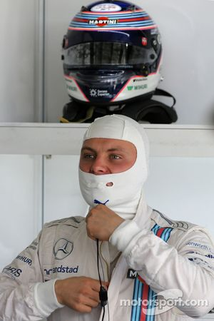 Valtteri Bottas, Williams F1 Team 07