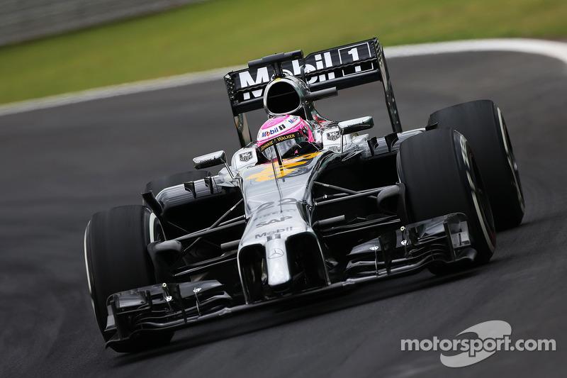 McLaren MP4-29 (2014)
