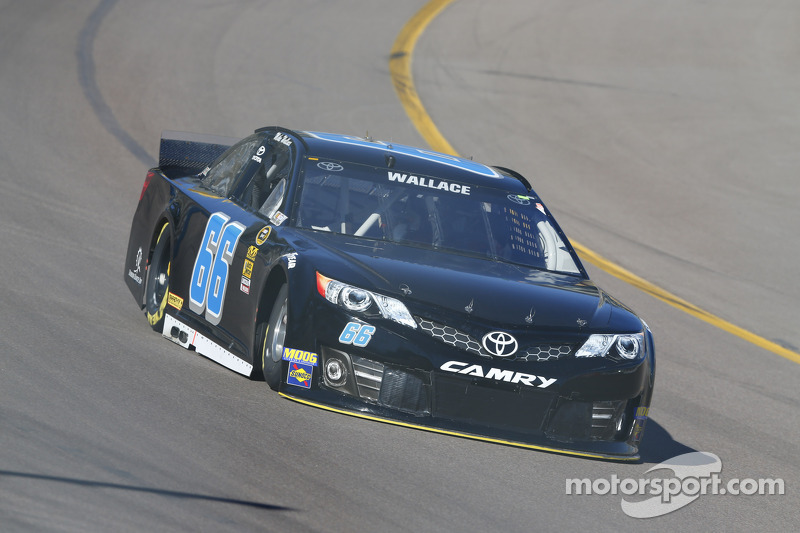 Mike Wallace, Toyota