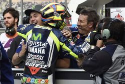 Pole sahibi Valentino Rossi