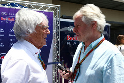 Bernie Ecclestone, with Kevin Eason, Journalist