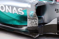 Parc Ferme: Mercedes AMG F1 W05