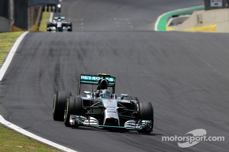 2014 - Ніко Росберг, Mercedes