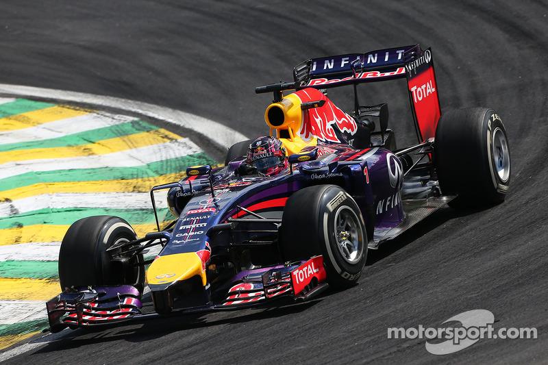 2014 : Red Bull RB10