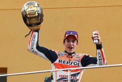 Yarış galibi Marc Marquez, Respol Honda Team