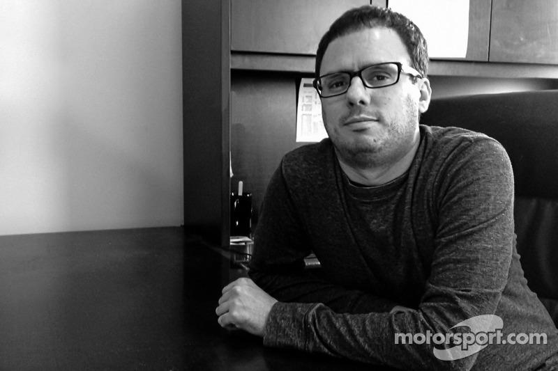 Lou Giocondo, vicepresidente de ventas de Motorsport.com