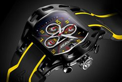 Motor sport-inspired Wryst watch