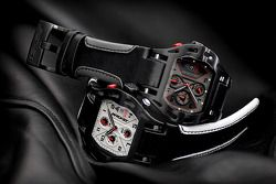Motor sport-inspired Wryst watches
