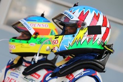 Mike Conway et Alexander Wurz