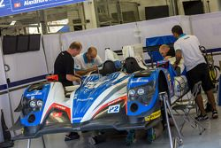 #47 KCMG Oreca 03R - Nissan: Matthew Howson, Richard Bradley, Alexandre Imperatori