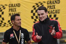 Gianni Morbidelli, Chevrolet RML Cruze TC1, ALL-INKL_COM Münnich Motorsport, Norbert Michelisz, Hond