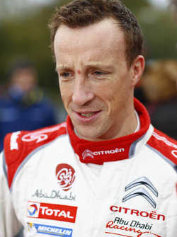 Kris Meeke, Citroën Total Abu Dhabi World Rally Team