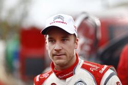 Mads Ostberg, Citroën Total Abu Dhabi World Rally Team