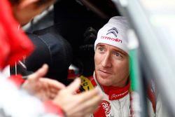 Paul Nagle, Citroën Total Abu Dhabi World Rally Team