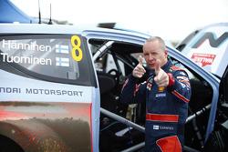 Tomi Tuomenen, Hyundai Motorsport