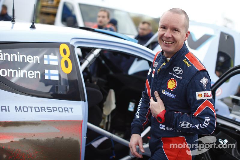Tomi Tuominen, Hyundai Motorsport