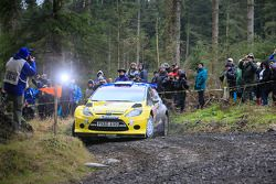 Matthew Wilson and Scott Martin, Ford Fiesta WRC