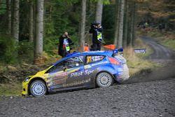 马修·威尔森和斯考特·马丁,福特嘉年华WRC