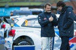 Ola Floene, Volkswagen Motorsport
