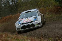 Jari-Matti Latvala y Miikka Anttila, Volkswagen Polo WRC, Volkswagen Motorsport