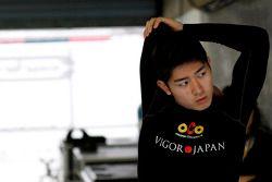 Yu Kanamaru, Carlin Dallara F312 Volkswagen-Spiess