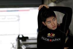 Yu Kanamaru, autolen Dallara F312 Volkswagen-Spiess