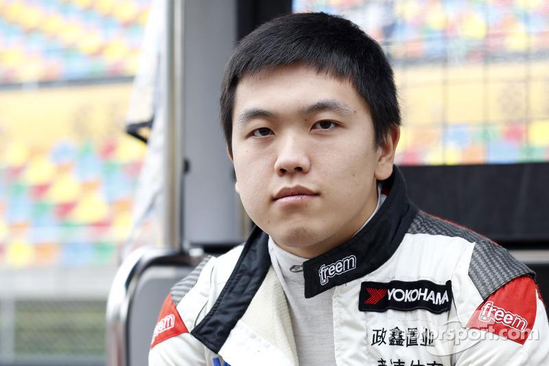 Marten Cao, Fortec Motorsports Dallara F313 Mercedes-HWA