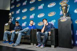 Nationwide Series et Camping World Truck Series: Greg Ives, Dale Earnhardt Jr., et Chase Elliott
