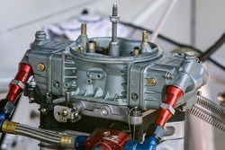 Engine detail, truck of Matt Crafton