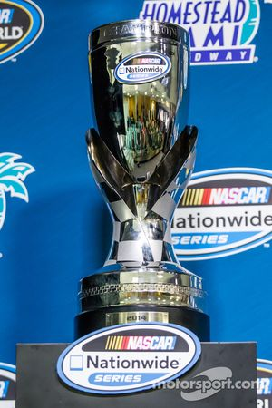 Conférence de presse : Trophée NASCAR Nationwide Series