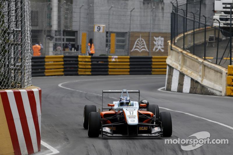 乔丹·金,GP2亚洲系列赛驾驶卡林达拉拉F313大众赛车