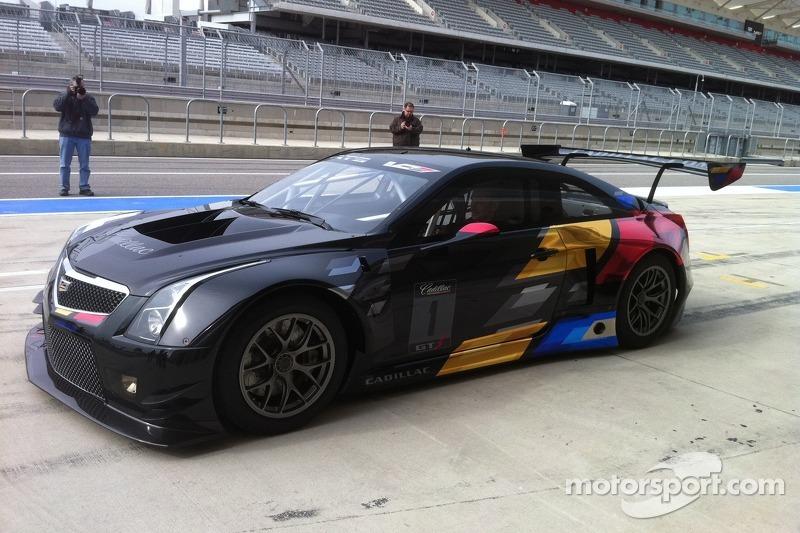 全新凯迪拉克ATS-V R GT3特制版赛车