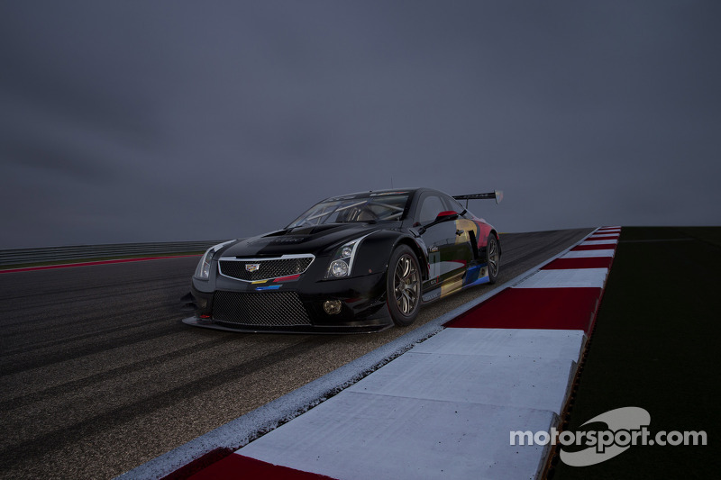 Nouvelle Cadillac ATS-V R GT3