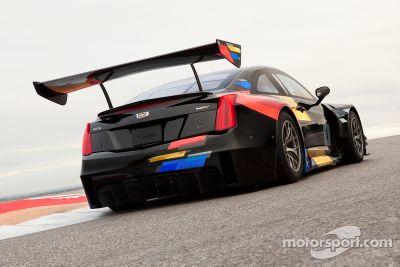 Cadillac GT3 ATS-VR Onthulling
