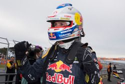 Race winner and 2014 champion Jamie Whincup, Red Bull Holden