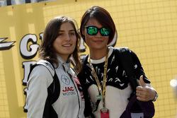 Tatiana Calderón, JZR/ Mücke Motorsport Dallara F312 Mercedes-HWA