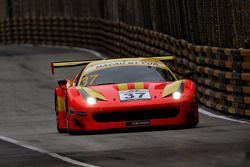 #37 BBT AF Corse Ferrari 458 GT3 Takımı: Anthony Liu